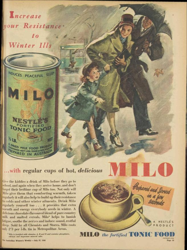 Milo 27 July 1946
