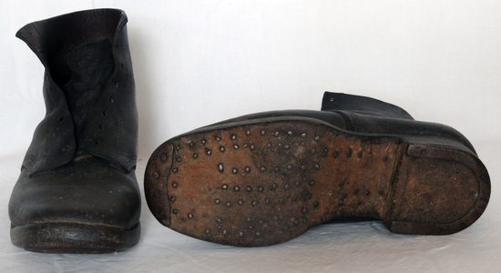 Hobnailed Boots