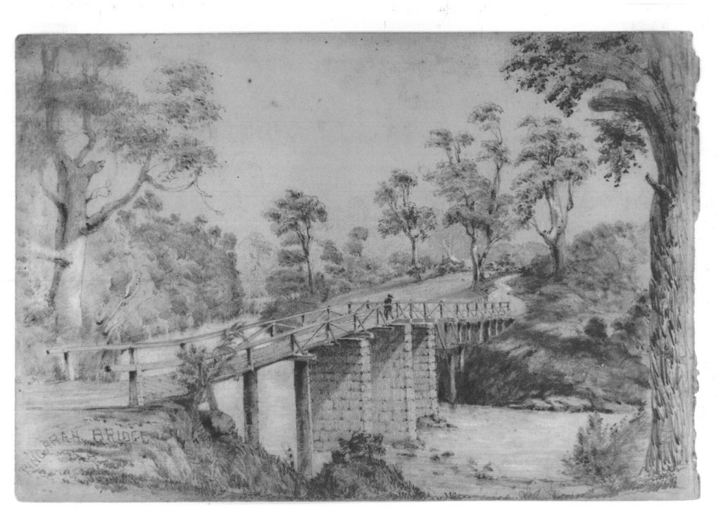 Pinjarra Bridge