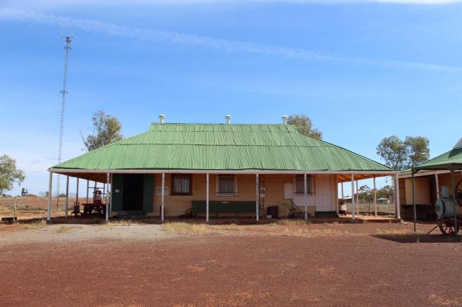 Yalgoo Court House