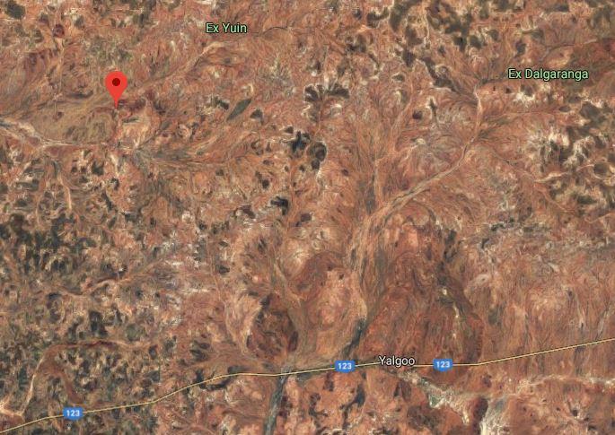 Yuin Map